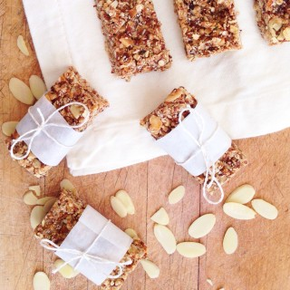 Super-food Granola Bars