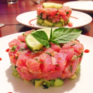 Thai Tuna Tartare