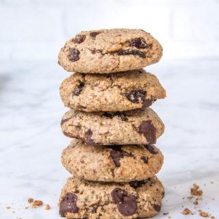 Ultimate breakfast cookies