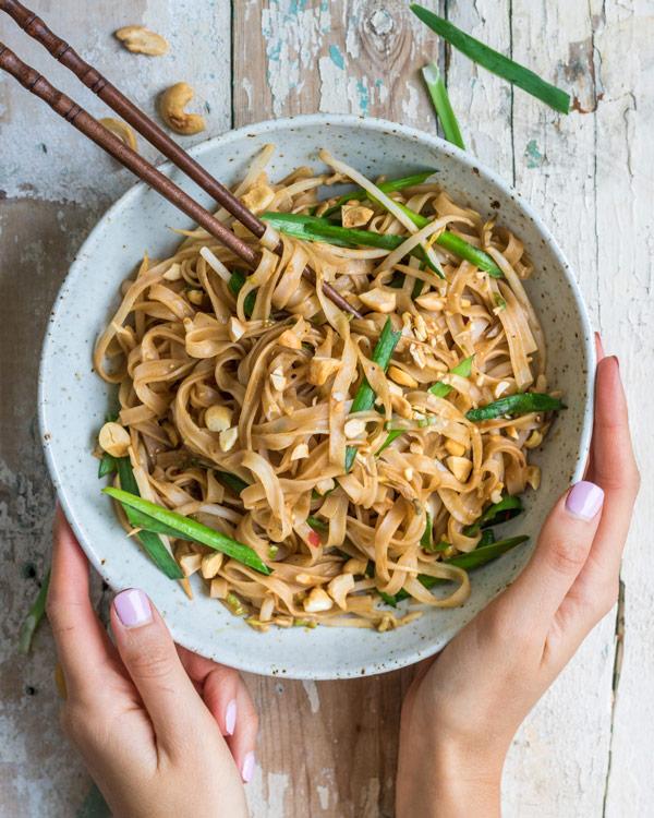 spicy sichuan noodles