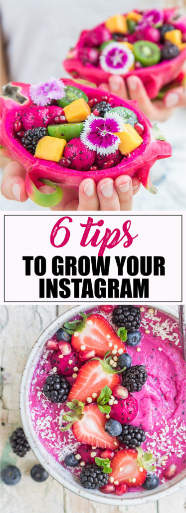 Choosingchia.com| Want to learn how to build a presence on Instagram? Follow my top 6 tips to start growing your account today!
