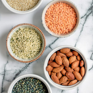 10 best plant-based protein sources
