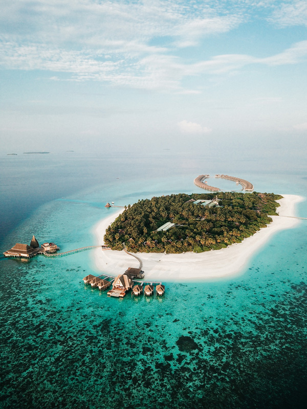 The ultimate wellness getaway in the Maldives