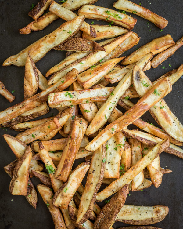 55 Couch Potato Recipes: The Best Crispy Oven Baked Fries