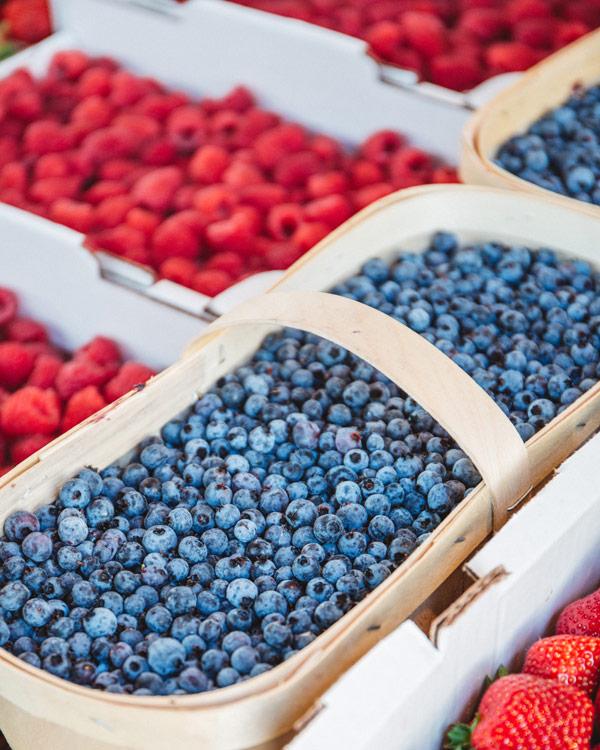 Farmers Market Foods Pies